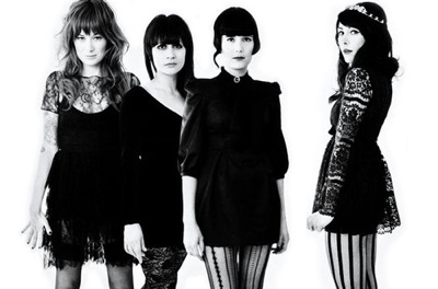 Dum Dum Girls Frankie Rose and the Outs