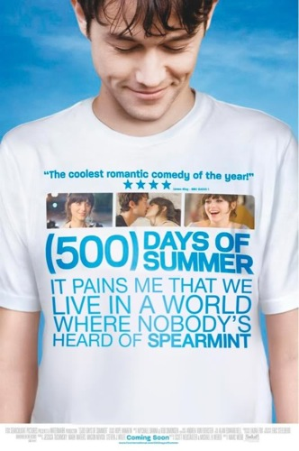 (500) days of summer Spearmint