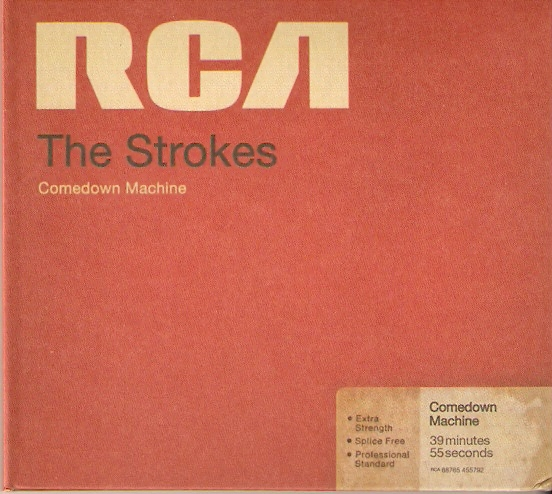 the strokes new cover