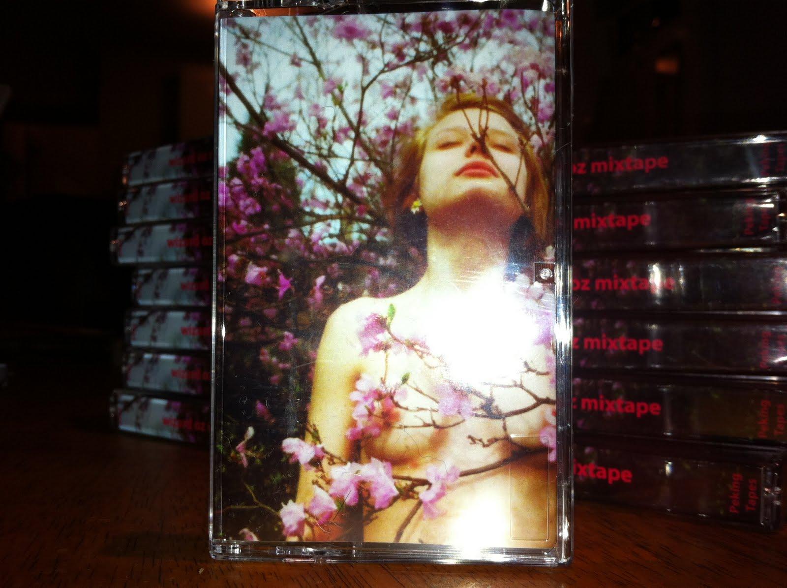 墨尔本Wizard Oz仅在演出现场发售的40份C60卡带《Wizard Oz Mixtape》(2011年,Peking Tapes)。