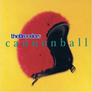 The Breeders专辑《Cannonball》封面