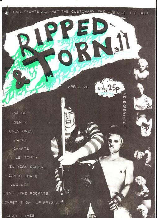 rough trade fanzine 4