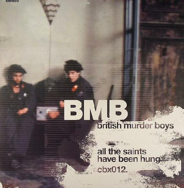 8.British Murder Boys - The Saints Have Been Hung