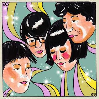Chui Wan Daytrotter cover