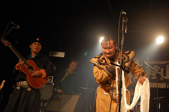 2010 Hanggai