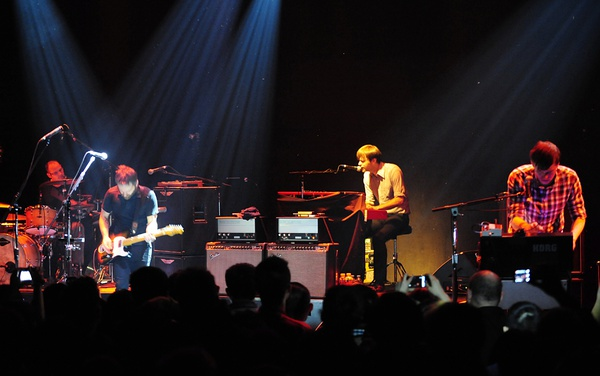 2012 Death Cab for Cutie_anxiao