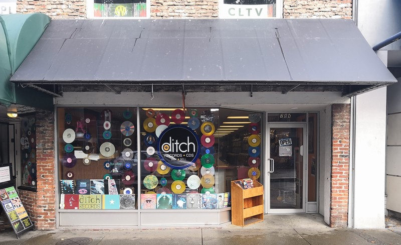 Ditch Records