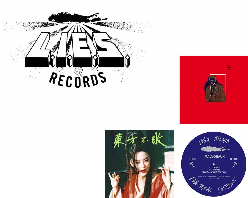 102 L.I.E.S Records-1