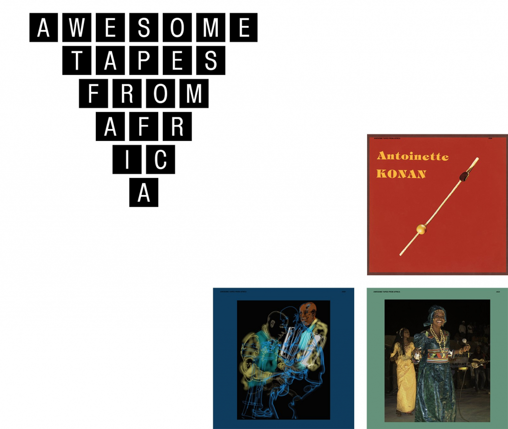 106 Awesome Tapes From Africa